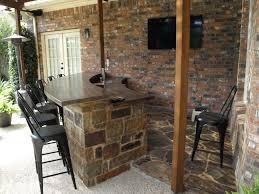 Kitchen Bars Design by Outdoor Kitchen And Bar Kitchen Decor Design Ideas