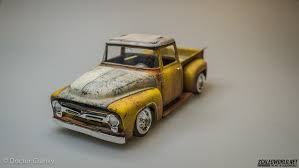 Classic Ford Truck Information - doctor cranky ford truck scaledworld