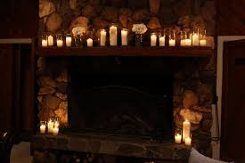 Shabby Chic Fireplaces by Shabby Chic Wedding U2013 Calamigos Ranch Fireplace Decor