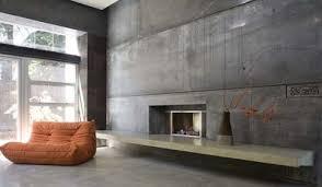 concrete interior design 15 cool interior designs with concrete walls shelterness