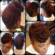 Chunky Flat Twist Hairstyles by Flat Twist Updo Hair Styles Pinterest Flat Twist Updo Flat