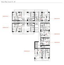 Floor Plan Of Burj Khalifa by Floor Plans Burj Pacific