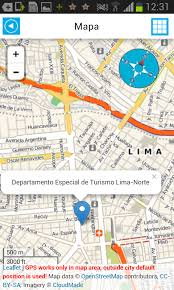 lima map lima offline map guide android apps on play