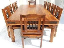 Rustic Dining Room Table Large Rustic Table Enchanting Large Rustic Dining Room Tables In