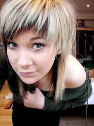 short on top long on bottom hairstyles two tone hair blonde on top brown on bottom google search hair