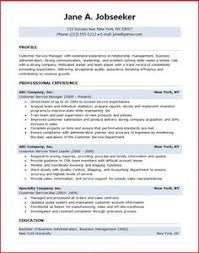 Customer Service Example Resume by Skills On Customer Service Resume Resume Was Written Or