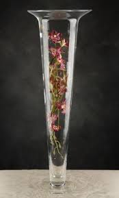Black Trumpet Vases Wholesale Wedding Centerpiece 14