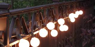 outdoor lighting fearsome outdoor globe string lights design home