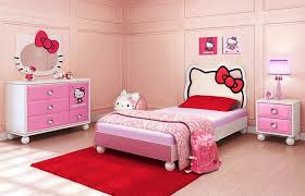amazing hello kitty bedroom set queen for home decor ideas with