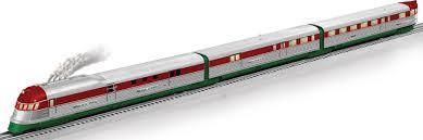 christmas trains lionel trains