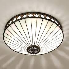amazing tiffany glass lamp shades part 13 art deco ceiling light
