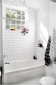 Subway Tile Bathroom Bathroom Gorgeous Subway Tile Bathroom White Gallery Gray Floor