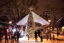 eight festive christmas tree lighting celebrations this week in