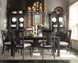 riverside furniture bellagio weathered china cabinet w glass
