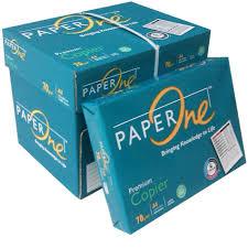 paper ream box paper one premium copier a4 75gsm 500 1 ream fulton paper