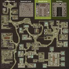 Dungeon Floor Plans by Church W Undercity Album On Imgur