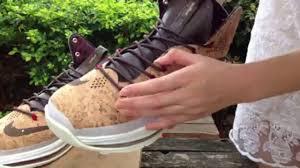 cheap nike lebron james x ext cork qs basketball shoes online