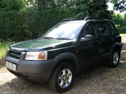 land rover freelander 2000 2000 diesel freelander for sale leather interior tracker 12