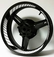 gsxr emblem custom inner rim decal wheel stickers stripes suzuki hayabusa