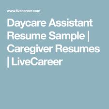 nanny caregiver resume examples cv personal statement childcare nanny caregiver resume examples