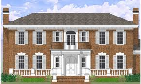 colonial revival house plans 18 pictures large colonial house plans home plans blueprints