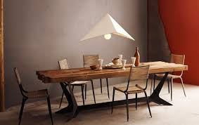 Urban Dining Room by Dining Tables Astonishing Modern Reclaimed Wood Dining Table
