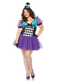 plus size halloween costume plus size miss mad hatter costume halloween costumes