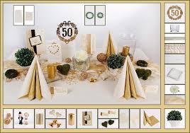 ideen zur goldenen hochzeit tischdeko goldene hochzeit 1 in creme als mustertisch tafeldeko