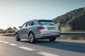 bentley suv 2016 price 2017 bentley bentayga review autoevolution