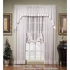 Valance And Curtains Valances Window Scarves Sears