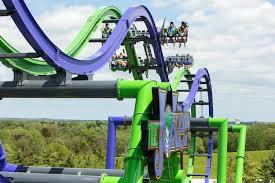 Six Flags Great America Ticket Prices Chaos Is Unleashed With The Joker Free Fly Coaster At Six Flags