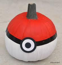Pokeball Halloween Costume Carve Pokemon Pumpkins Resourceful Mama