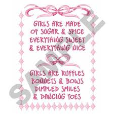 baby girl poems new baby girl poem embroidery design baby girl poems embroidery