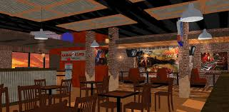 restaurant interior design 3d restaurant rendering res u2026 flickr