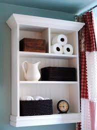 bathroom shelves and cabinets cottage bathroom storage cabinet hgtv