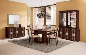 italian dining room sets italy modern italian dining table