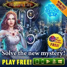Mystery I U0027m Never Gonna by Hidden City Hidden Object Adventure Home Facebook