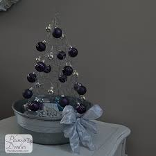 how to make chicken wire trees plum doodles