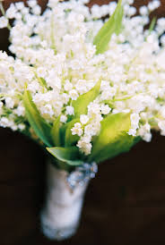 wedding flowers valley of the valley flowers happiness and language