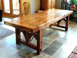 rustic oak kitchen table solid oak kitchen tables small rustic dining table rustic wood