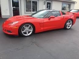 2005 chevrolet corvette z51 2005 chevrolet corvette z51 in spencerport ny pete s auto sales