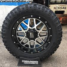 Goodyear Wrangler Off Road Tires Custom Automotive Packages Off Road Packages 20x9 Xd