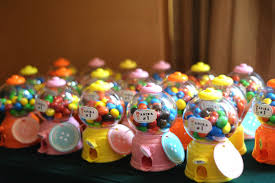 gumball party favors birthday party ideas as a button party lalaloopsy