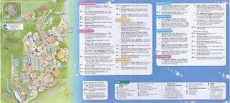 Printable Map Of Disney World Disney U0027s Hollywood Studios Guidemaps