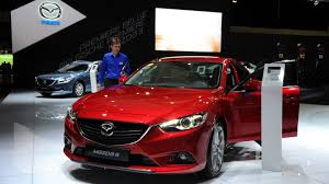 mazda 6 or mazda 3 mazda recalls 228 000 cars over parking brake failure roll away