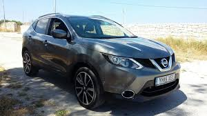 nissan qashqai new shape ventur auto imports limits of naxxar lija u0026 industrial estate