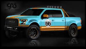 Ford F150 Truck Wraps - ford sema 2015 custom trucks preview
