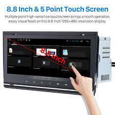 inch 1280 480 android 6 0 touchscreen radio for 2002 2008 audi