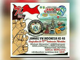 volkswagen indonesia berikut ini himbauan yang mengikuti jambore volkswagen indonesia
