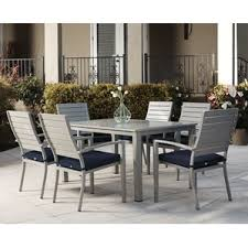 White Patio Dining Set by Patio Dining Sets You U0027ll Love Wayfair
